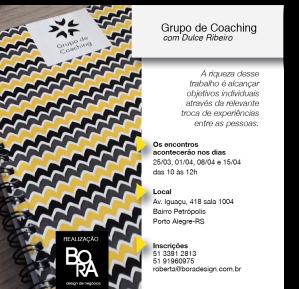 Grupo de coaching segunda edição